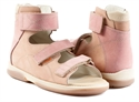 Picture of Memo Helios 1JB Pink Girl Youth Orthopedic Velcro Sandal