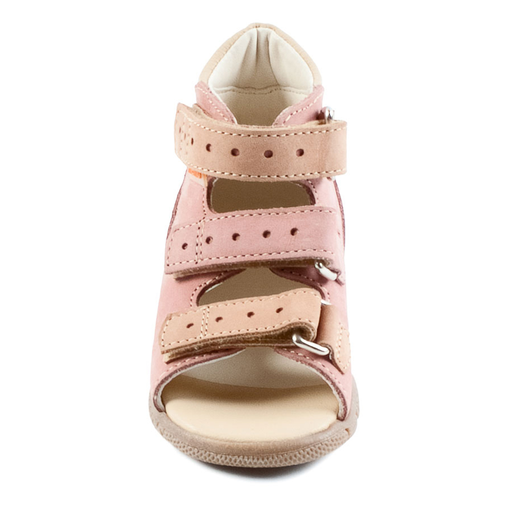Memo Shoes Memo Dino Pink Sandals — Memo Shoes