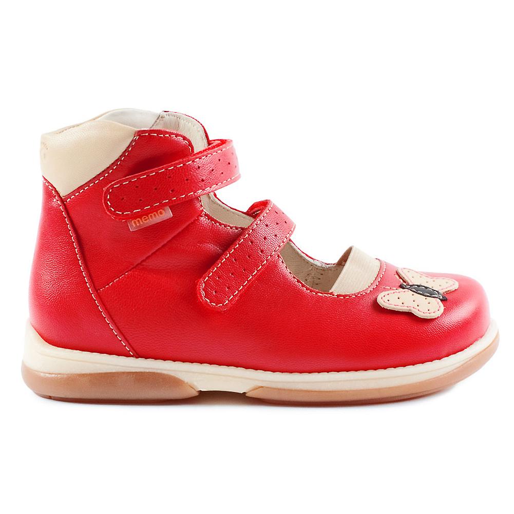 Memo Shoes Princessa Red