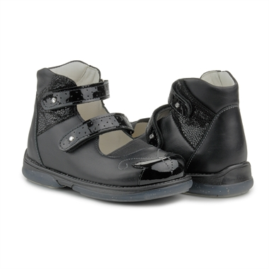Picture of Memo Princessa 3LY School Uniform Youth Orthopedic Mary Jane Shoe