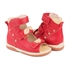 Picture of Memo Bellona 3HA Red Toddler Girl Orthopedic Velcro Sandal