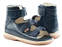 Picture of Memo Helios 3DA Navy Blue Boy Youth Orthopedic Velcro Sandal