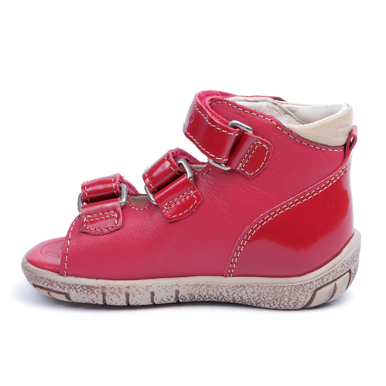 Memo Shoes. Memo Dino 3HA Red Infant & Toddler Girl & Boy ...
