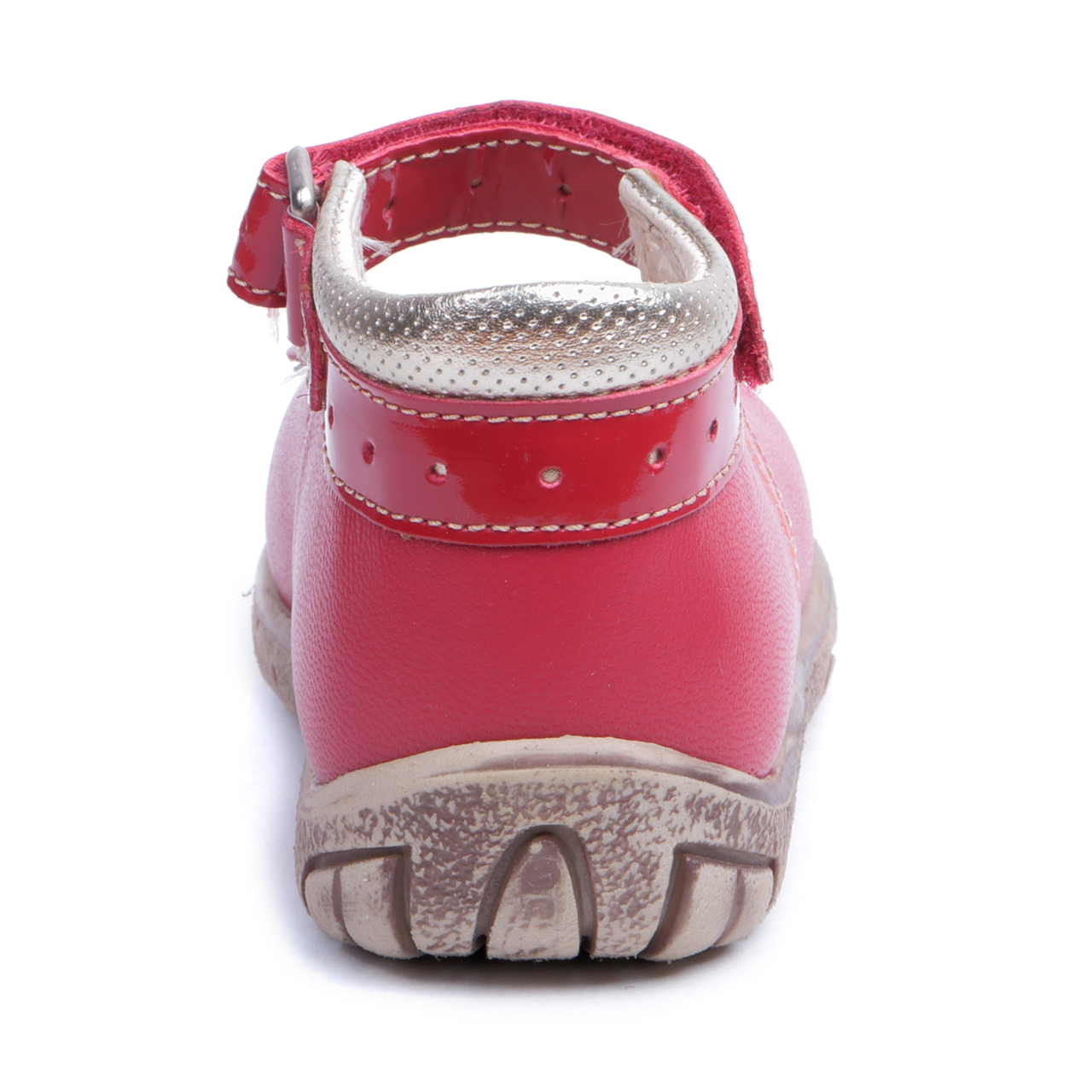 Memo Shoes. Memo Fiona 3HA Red Infant & Toddler Girl First ...