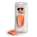 Picture of Memo Orange Arch Support Insoles Heel and Metatarsus Supination (Toddler/Big Kid)
