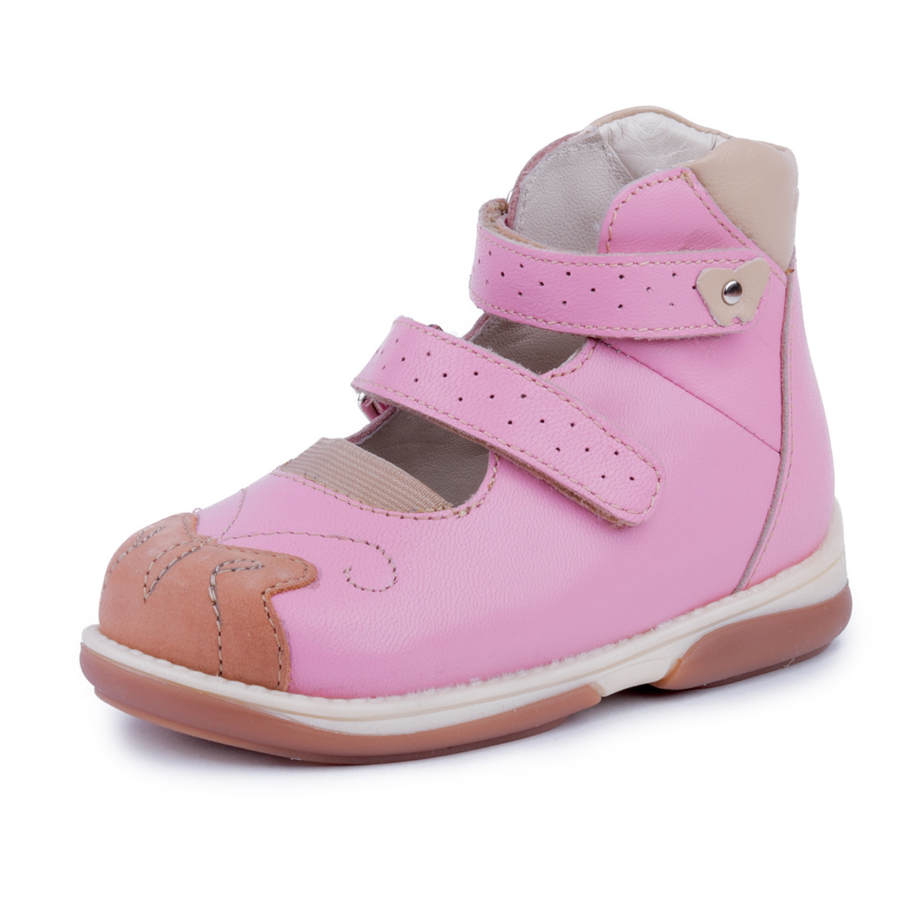 Memo Shoes. Memo Princessa Pink Shoes — Memo-Shoes.com.Orthopedic Shoes For Kids