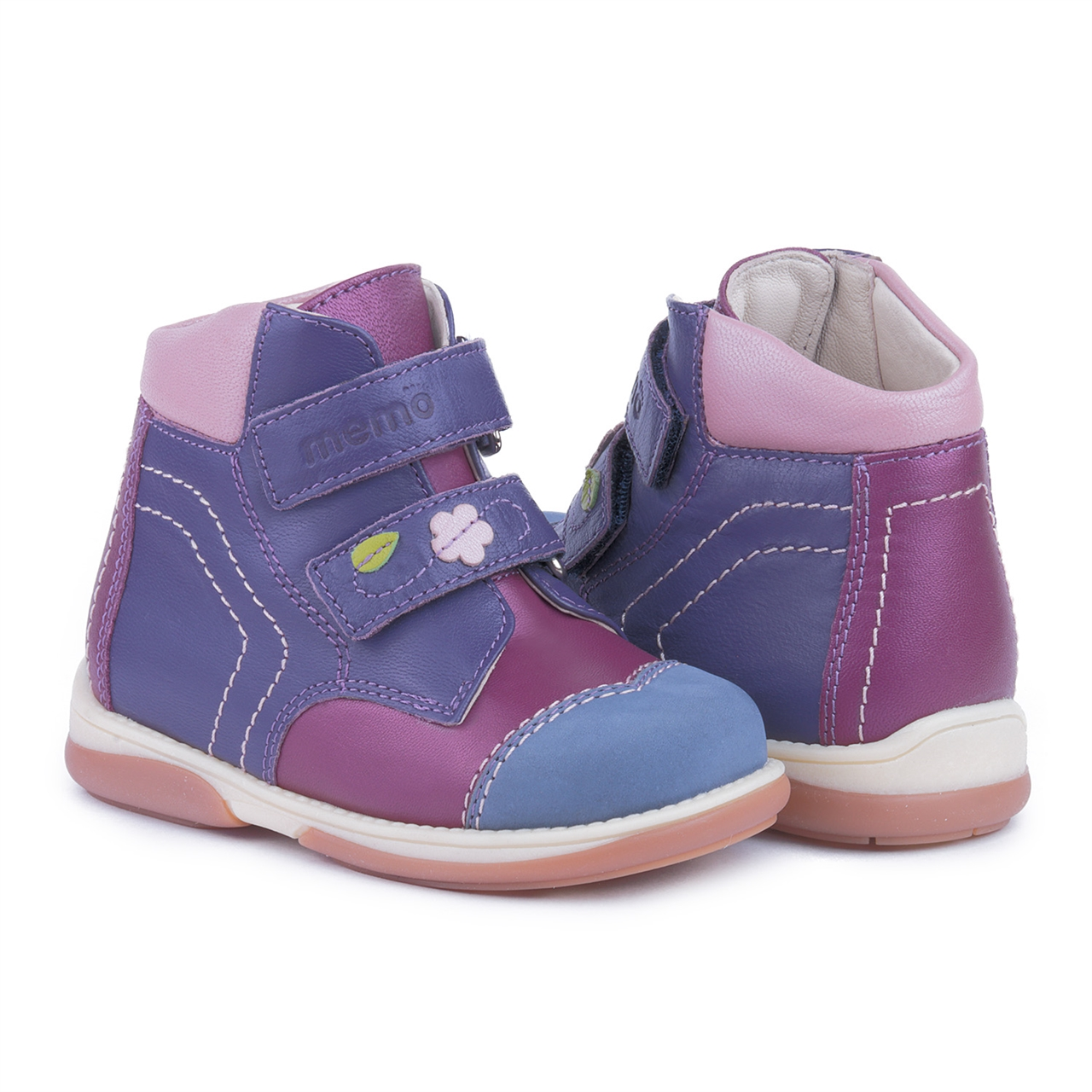 Toddler High Top Orthopedic Shoes