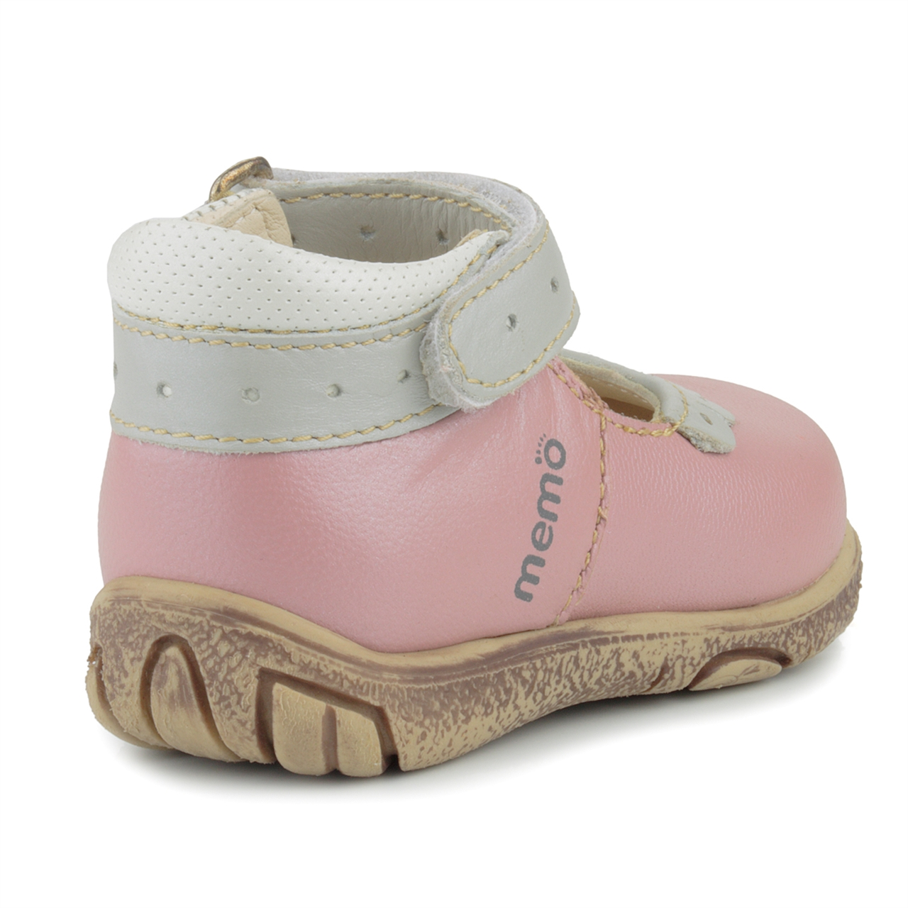 Memo Shoes. Memo Fiona 3JB Pink Infant & Toddler Girl ...Orthopedic Shoes For Kids