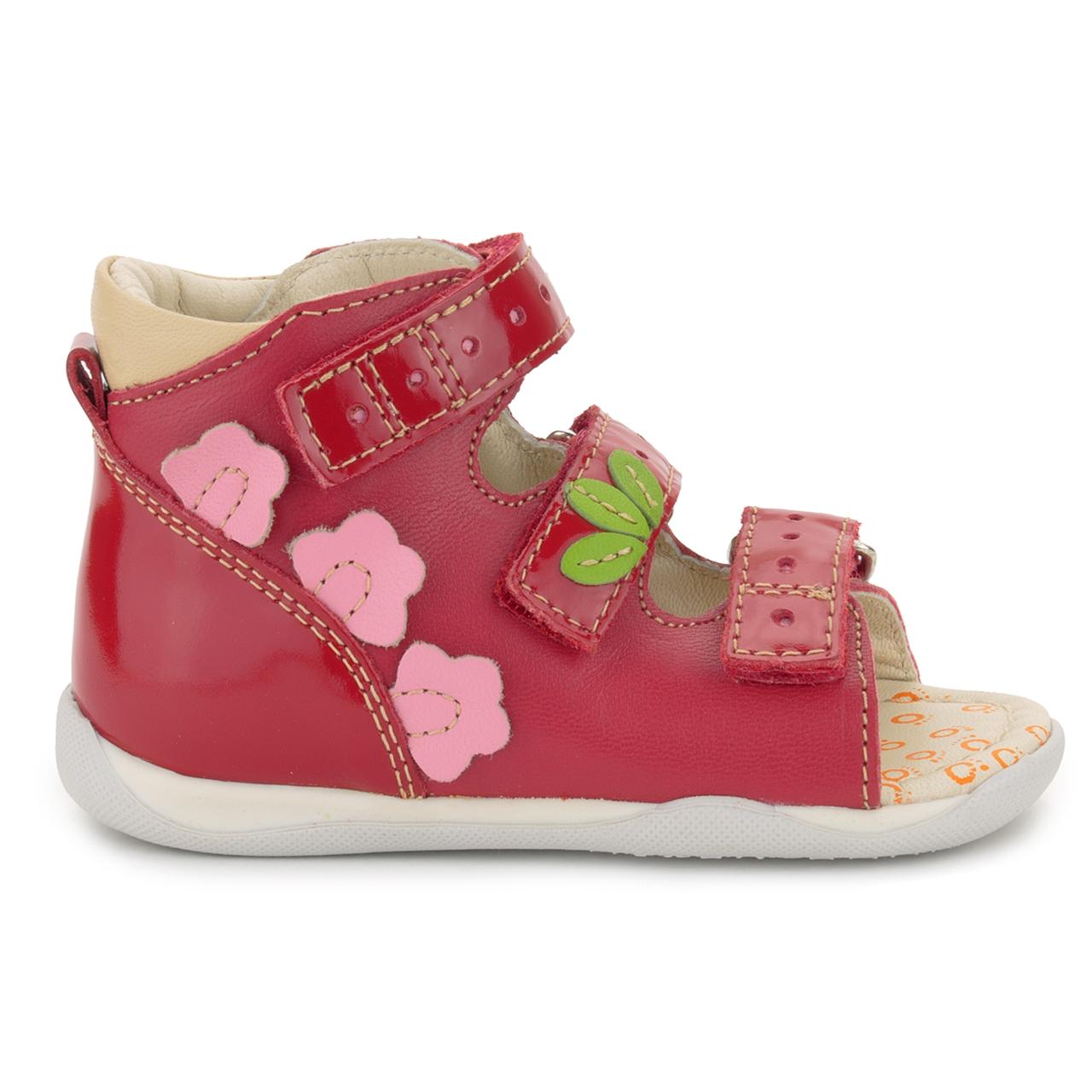 Memo Shoes. Memo Dino 3HA Red Infant & Toddler Girl & Boy ...