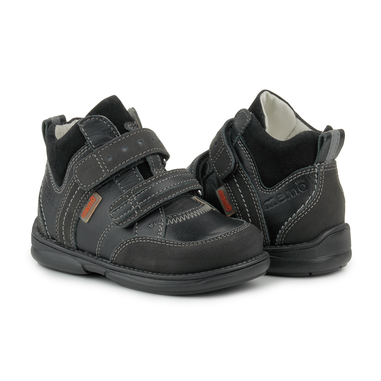 Memo Polo Junior 3LY Black Toddler Girl