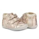 Picture of Memo Bella 3FD First Walking Orthopedic Girls Shoes Natural Leather Sneakers (Toddler)