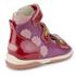 Picture of Memo Viki 3JE Dark Pink Toddler Girl Orthopedic Velcro Sandal