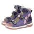 Picture of Memo Viki 3NA Purple Pink Toddler Girl Orthopedic Velcro Sandal