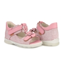 Picture of Memo Verona 3JB Pink Toddler Girl Orthopedic Velcro Sandal